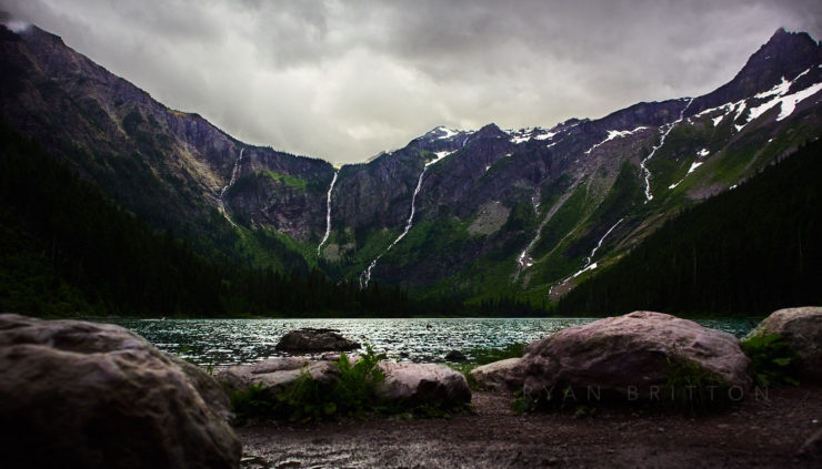Photo of Avalanche Lake